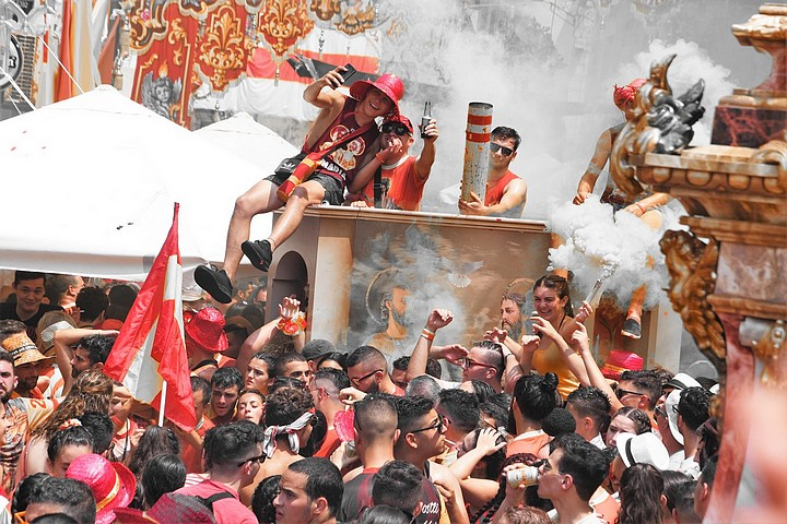 Popular and march in Nadur for Feast of St Peter and St Paul