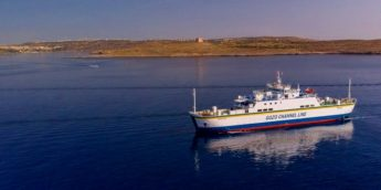 Nikolaos arrives as fourth ferry to join the Gozo Channel fleet