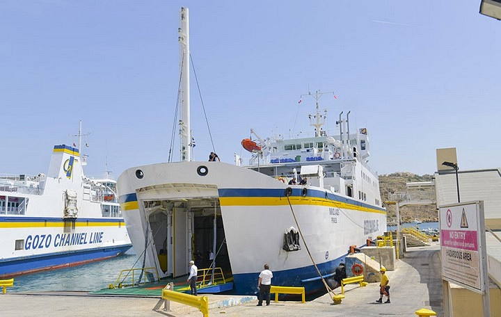 "4th Gozo ferry ""improved substantially"" connectivity between islands - GTA"