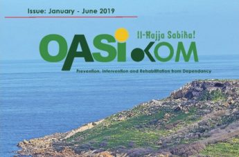 We would like to hear your comments and feedback on the magazine and its contents, so email us on prevention@oasi.org.mt.