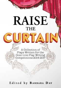 Raise the Curtain - Book launch at Il-Hagar Museum, Victoria