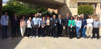 San Lawrenz pilot study presented at PEGASUS Summer School in Sardinia