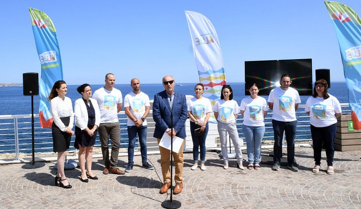 Marine Litter Campaign launched - Saving Our Blue