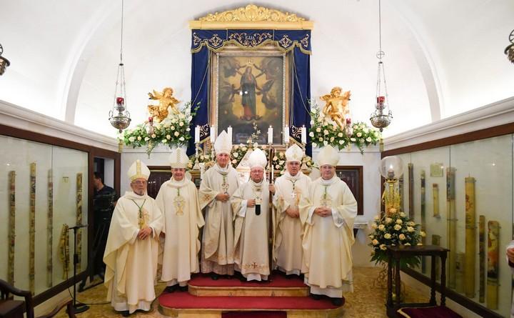 Pilgrimage to Ta' Pinu Shrine marks two important anniversaries