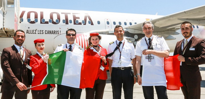 Volotea launches two new routes from Malta to Verona and Genoa