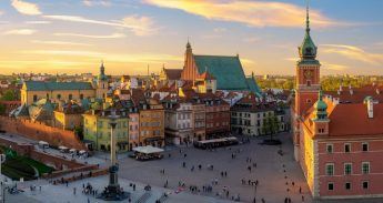 Scheduled services to Warsaw with Air Malta every Saturday