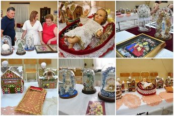 Exhibition of work by those attending Xewkija's Active Ageing Centre