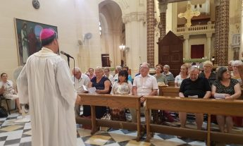 Ecumenical Meeting of Prayer held at Ta' Pinu Sanctuary