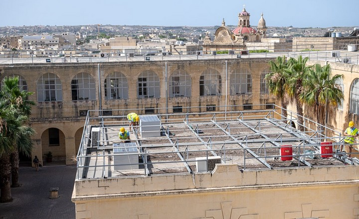 €1.3 million EU funds to reduce energy consumption at Gozo Ministry