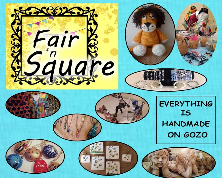 Fair 'n Square: Artisan fair with everything handmade in Gozo