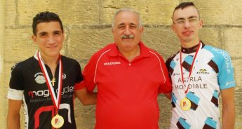 Two Gozitans crowned champions in National Road Race Championship