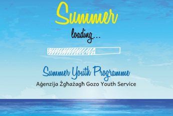 Agenzija Zghazagh Gozo Youth Service summer programme launch