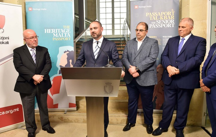 3 Gozo Councils receive most applications for HM Senior Passport