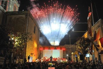 St Margaret Band of Sannat: Annual Symphonic Concert with fireworks
