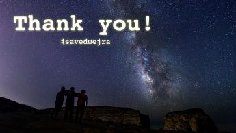 Over €3,000 raised by the general public to save Dwejra