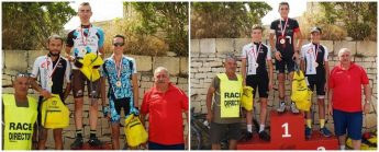More success for Gozitan cyclists with top podium finishes