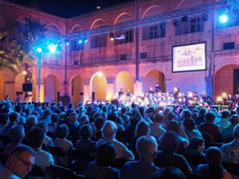 Enjoy an open-air evening of Opera vs Pop Under the Stars in Gozo