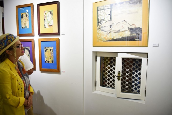 Vietnamese art from the 90s presented in new Arthall exhibi