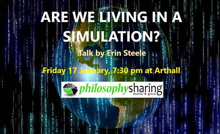 Gozo public talk explores whether we are living in a simulation